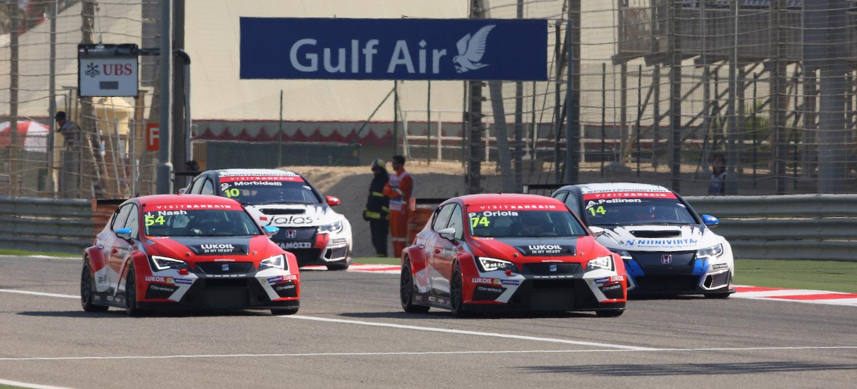 Oriola TCR Bahréin 2016