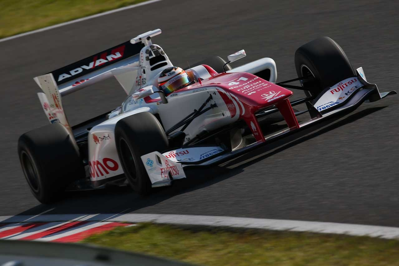 Stoffel Vandoorne Super Fórmula 2016 Suzuka