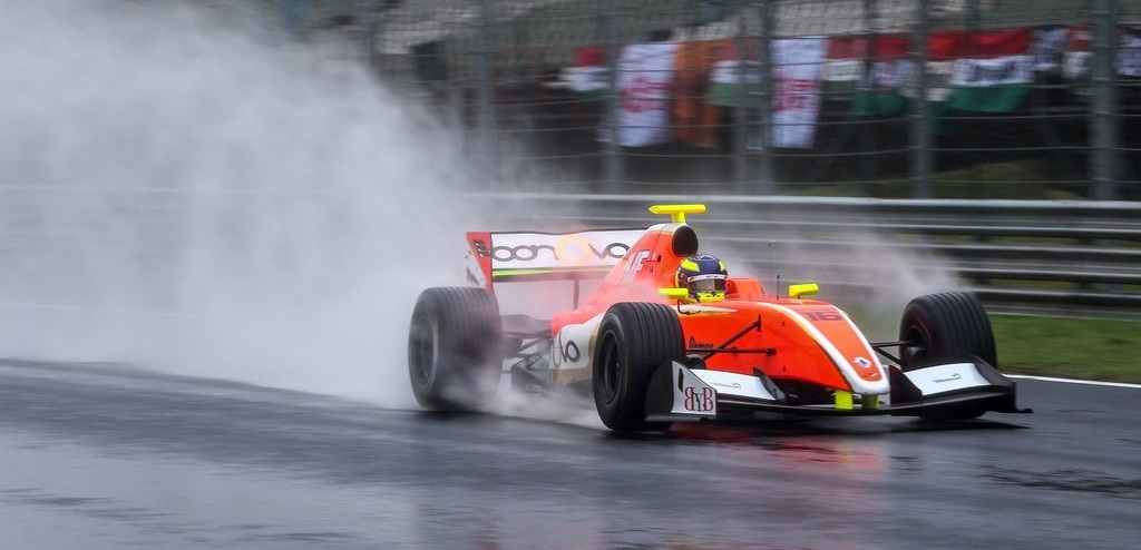Tom Dillmann Fórmula V8 3.5 Hungaroring 2016