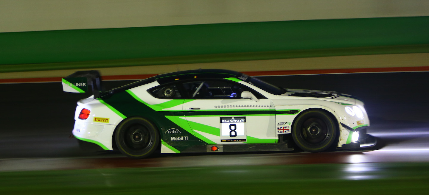 Bentley Blancpain Misano 2016