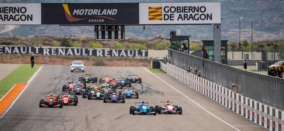 Salida 2.0 Motorland 2016