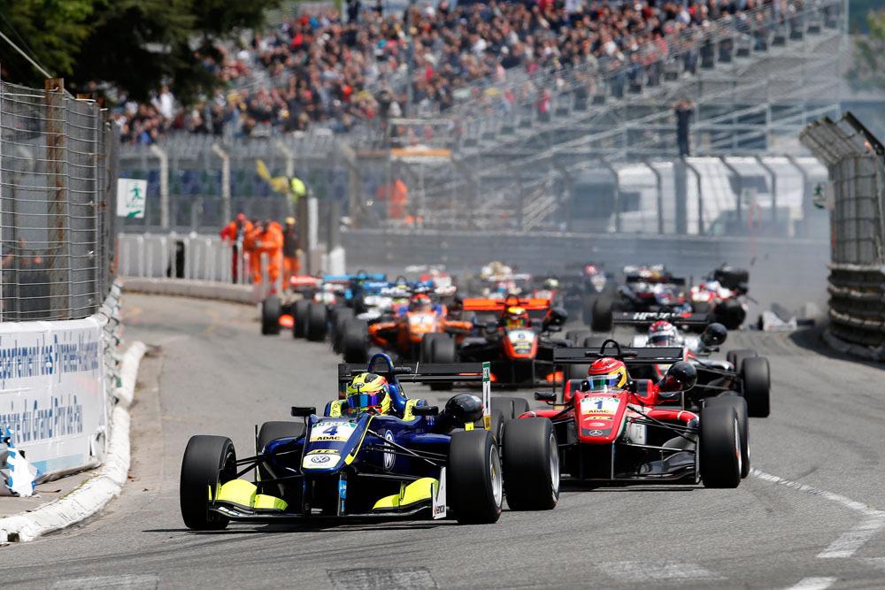 Alessio Lorandi F3 Europa Pau 2016