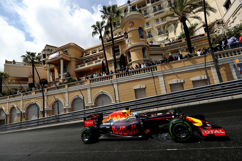 Daniel Ricciardo P2 GP de Mónaco 2016