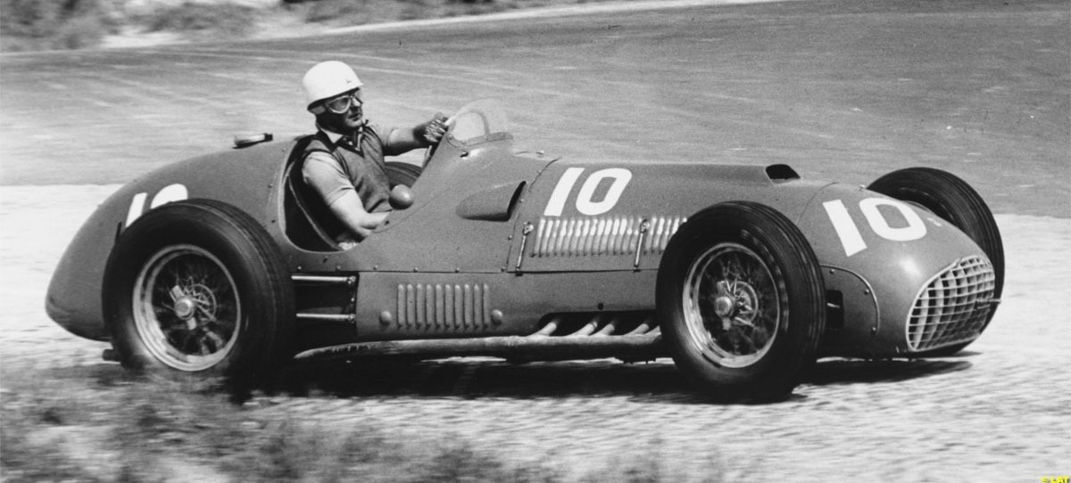 GP España 1951 Peter Whitehead