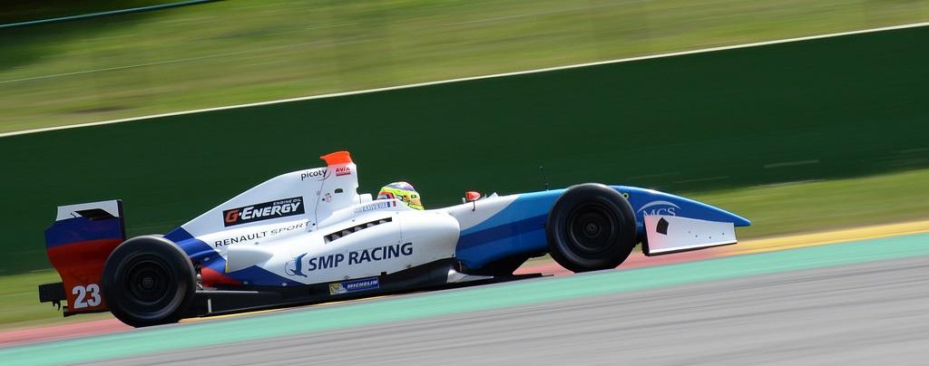 Matthieu Vaxivière Fórmula V8 3.5 Spa 2016