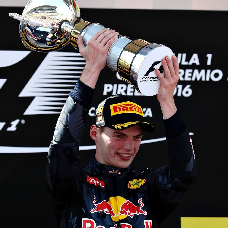 Max Verstappen gana gp espana