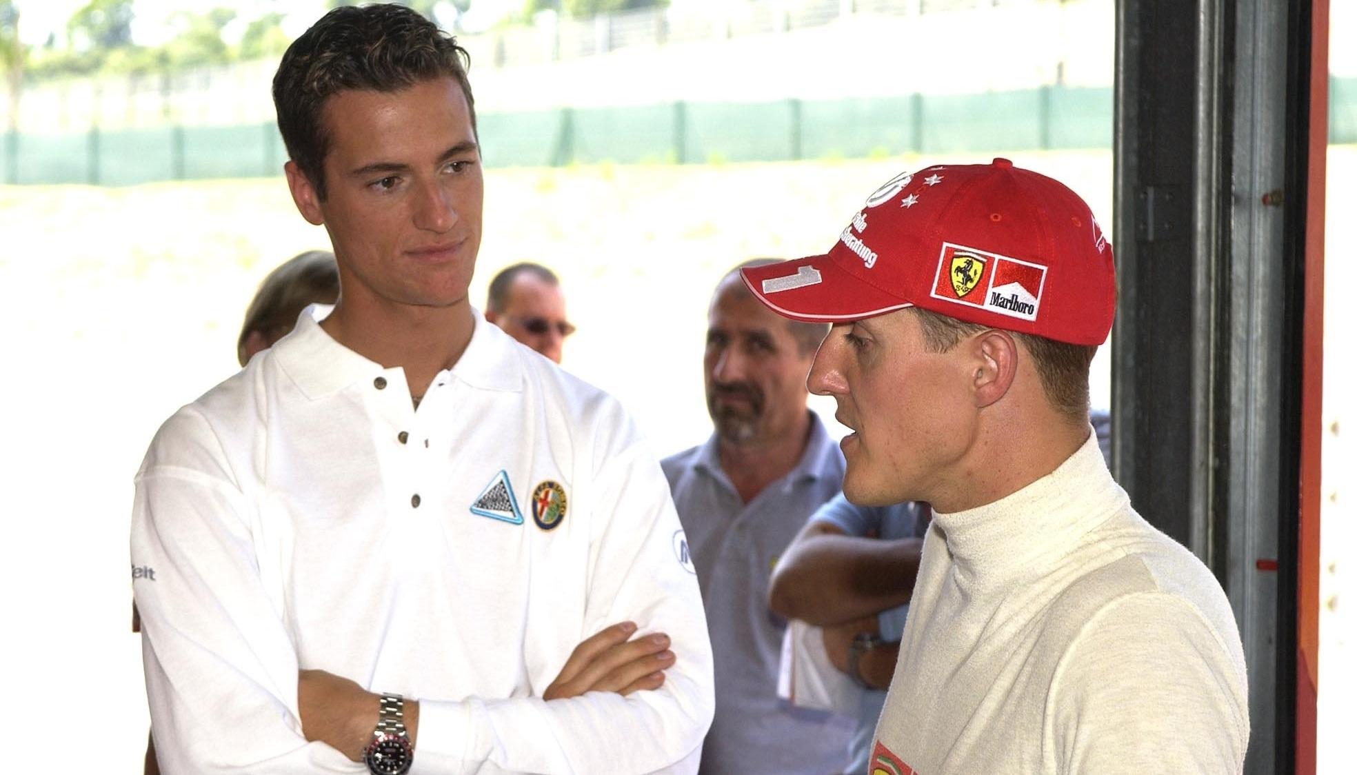 Sebastian Stahl, Michael Schumacher