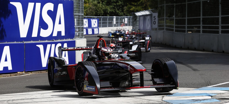 Fórmula E Battersea 2015