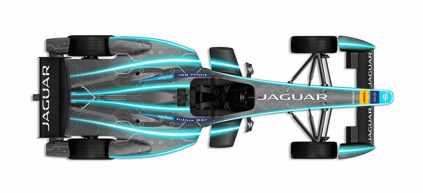 Jaguar test FE 2016