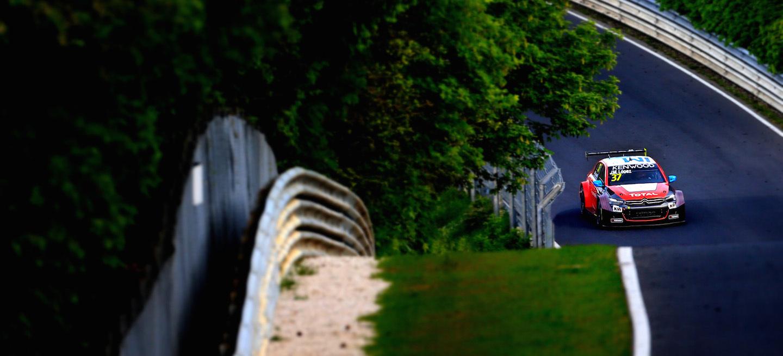 Pechito Nürburgring 2016