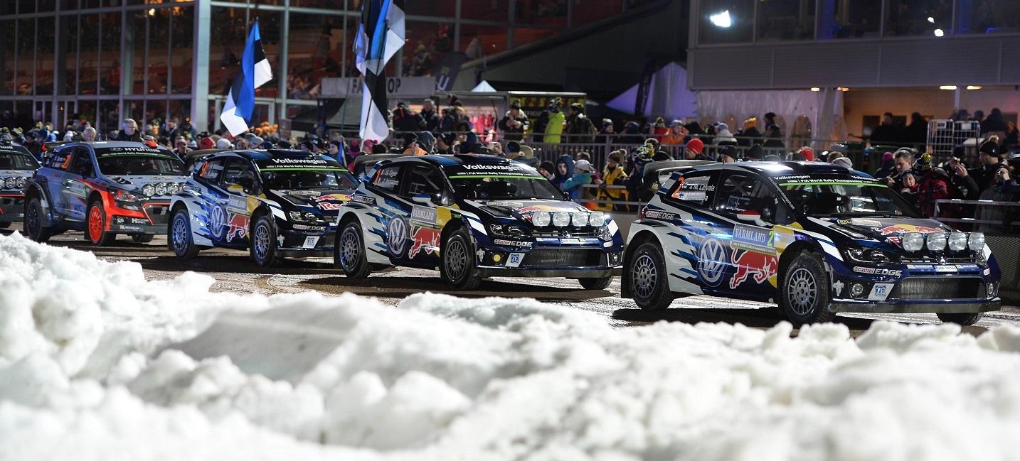 AUTOMOBILE: WRC SWEDEN - WRC -11/02/2016