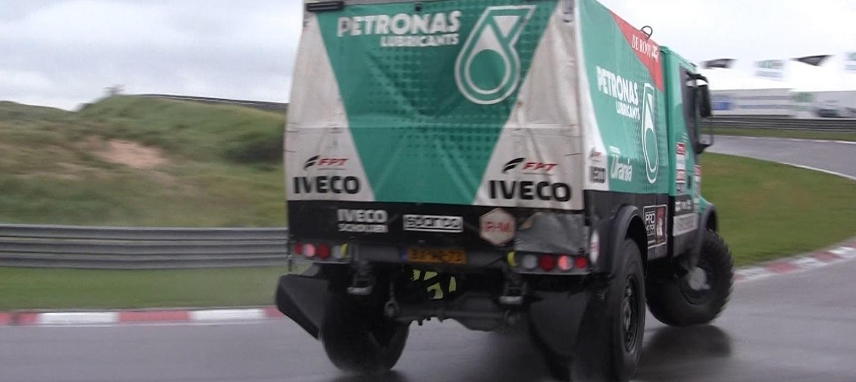 Gerard de Rooy drifting (BQ)
