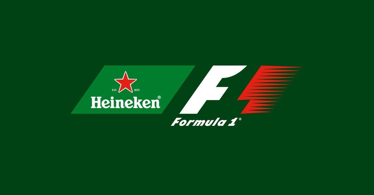 Heineken F1 Logos
