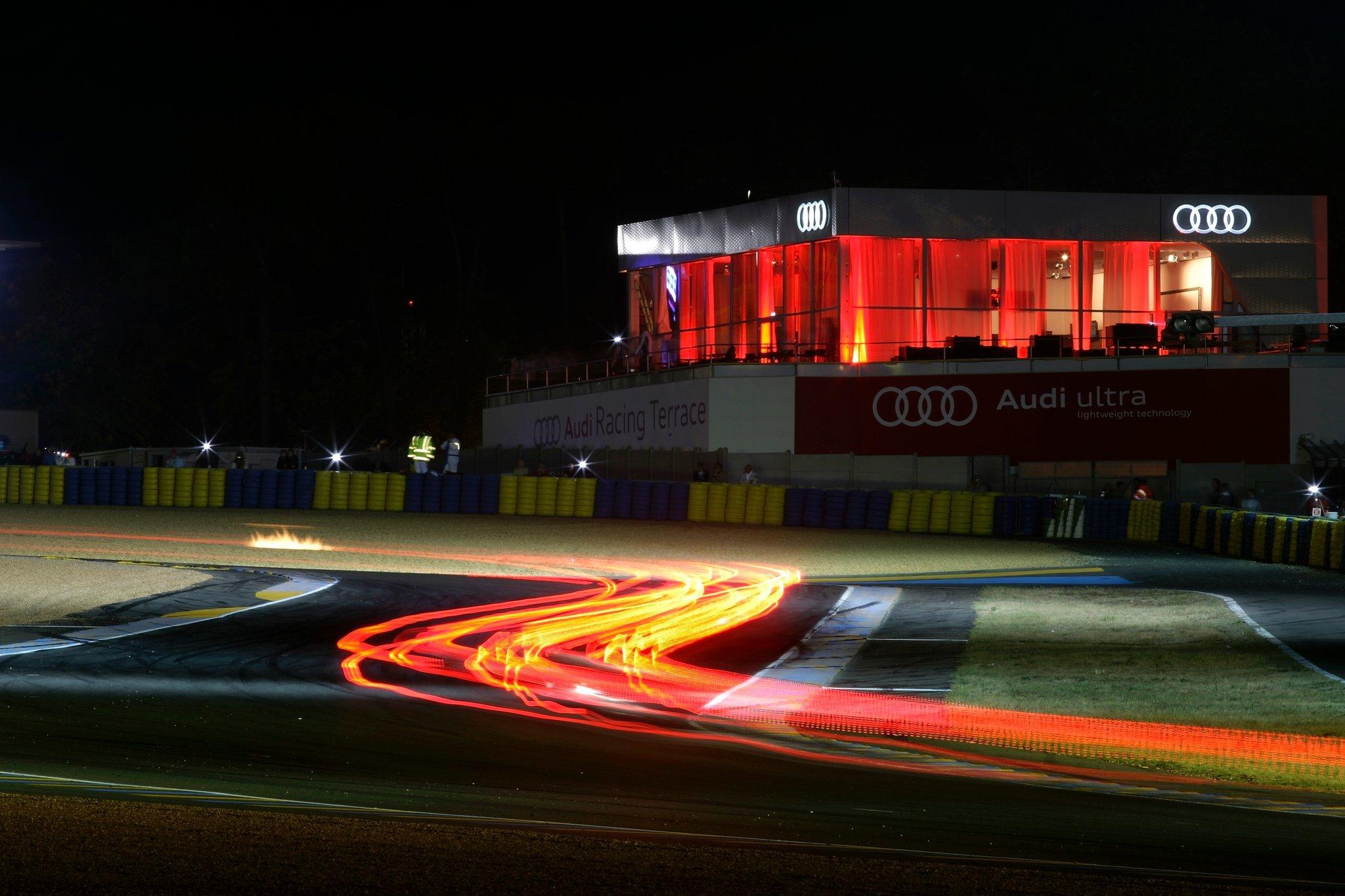 Le Mans Noche 2011