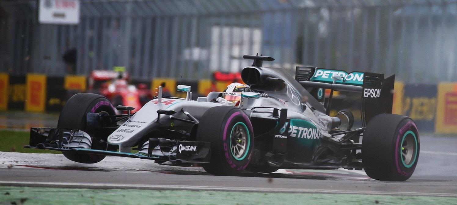 Lewis Hamilton GP Canadá 2016