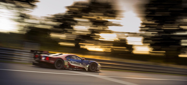 Ford gana Le Mans 2016