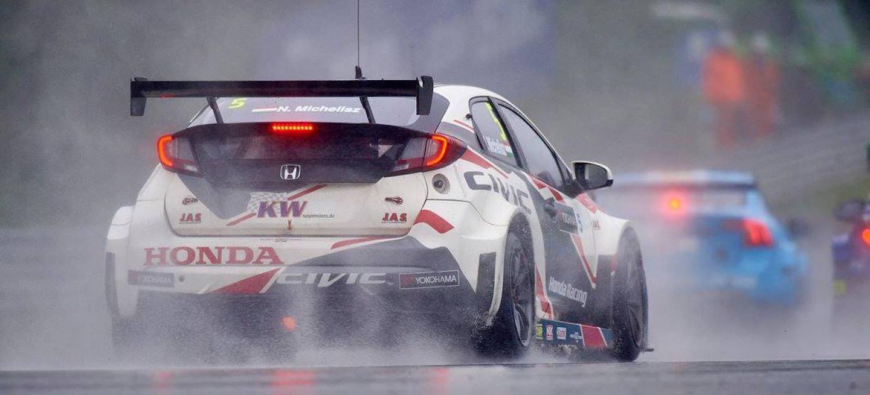 Honda Hungría WTCC 2016