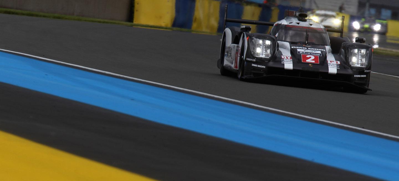Porsche Le Mans a cuatro horas 2016