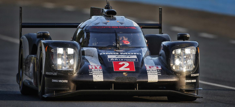 Porsche mañana Le Mans 2016