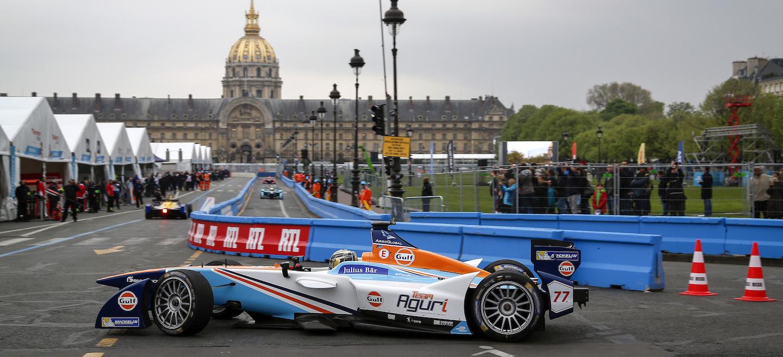 Team Aguri Paris 2016
