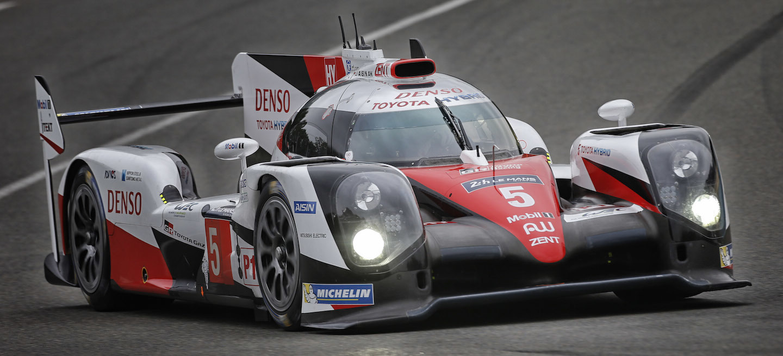 Toyota avería Le Mans 2016