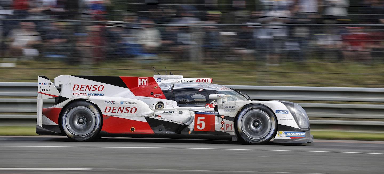 Toyota gana Le Mans 2016