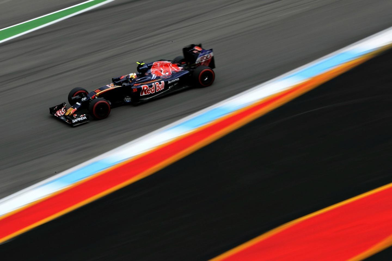 Carlos Sainz P15 Gran Premio de Alemania 2016