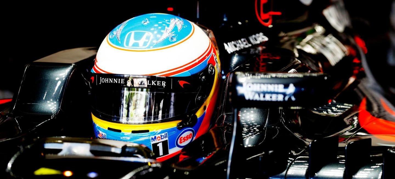 Fernando Alonso GP Alemania 2016