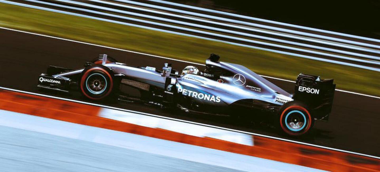 Hamilton vence GP Hungría 2016