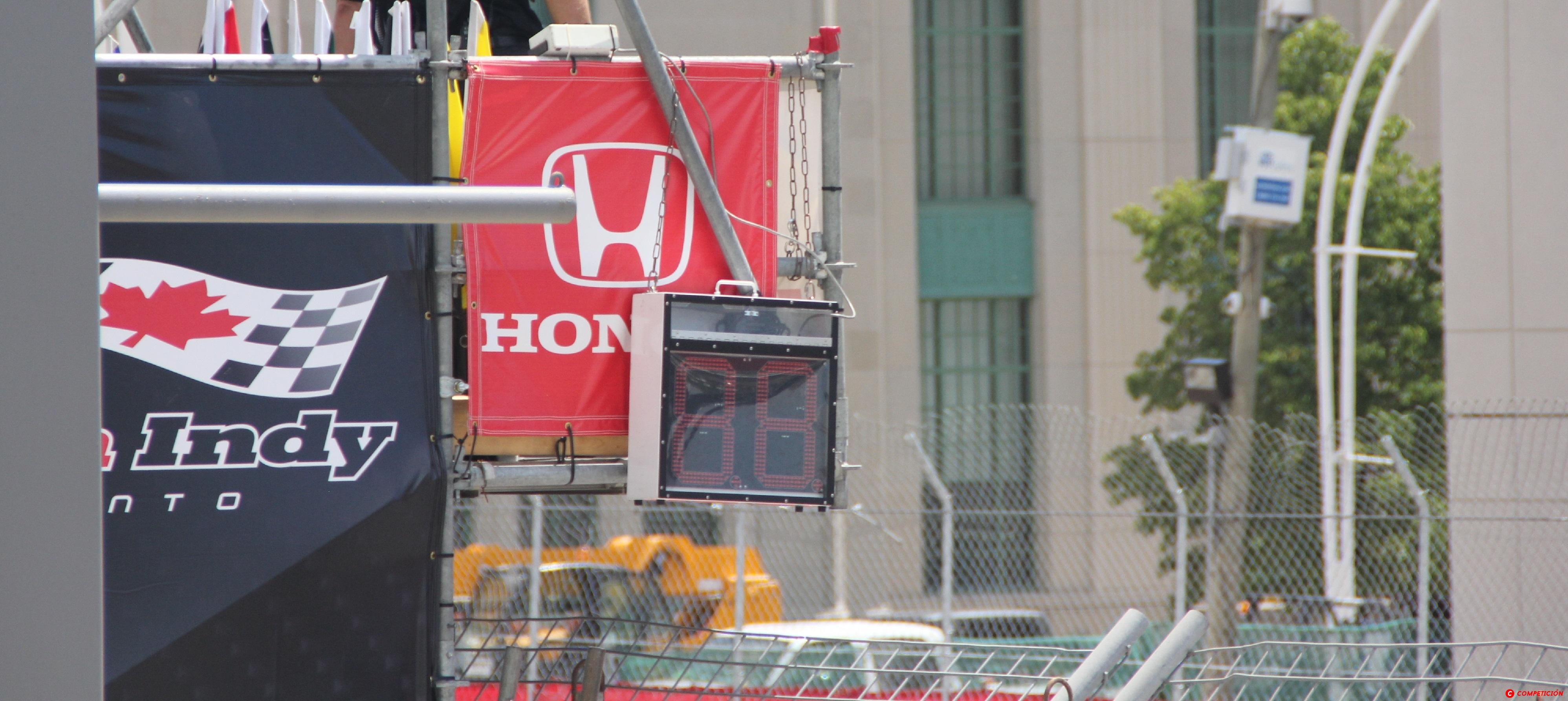 Honda Indy Toronto 2016 Portada