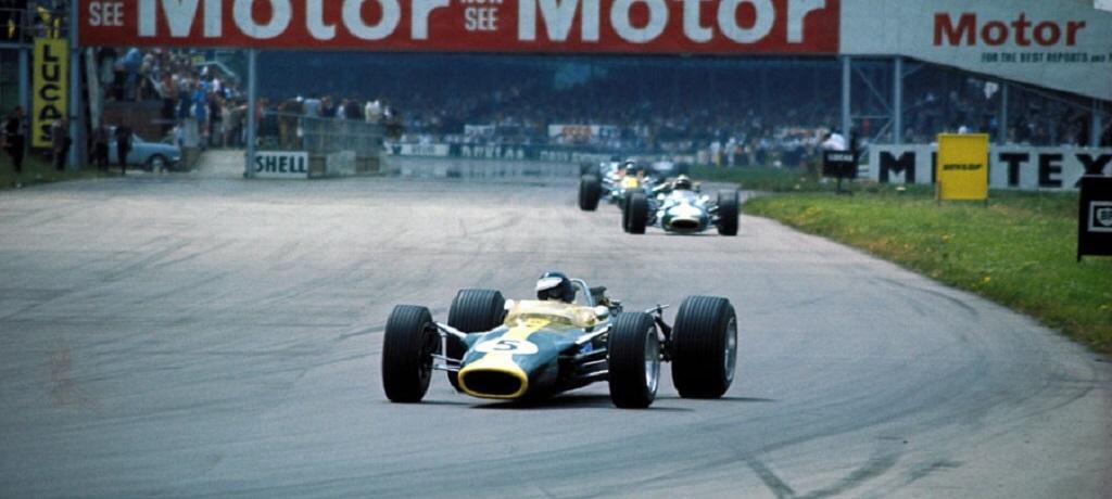Jim Clark GP Gran Bretaña 1967