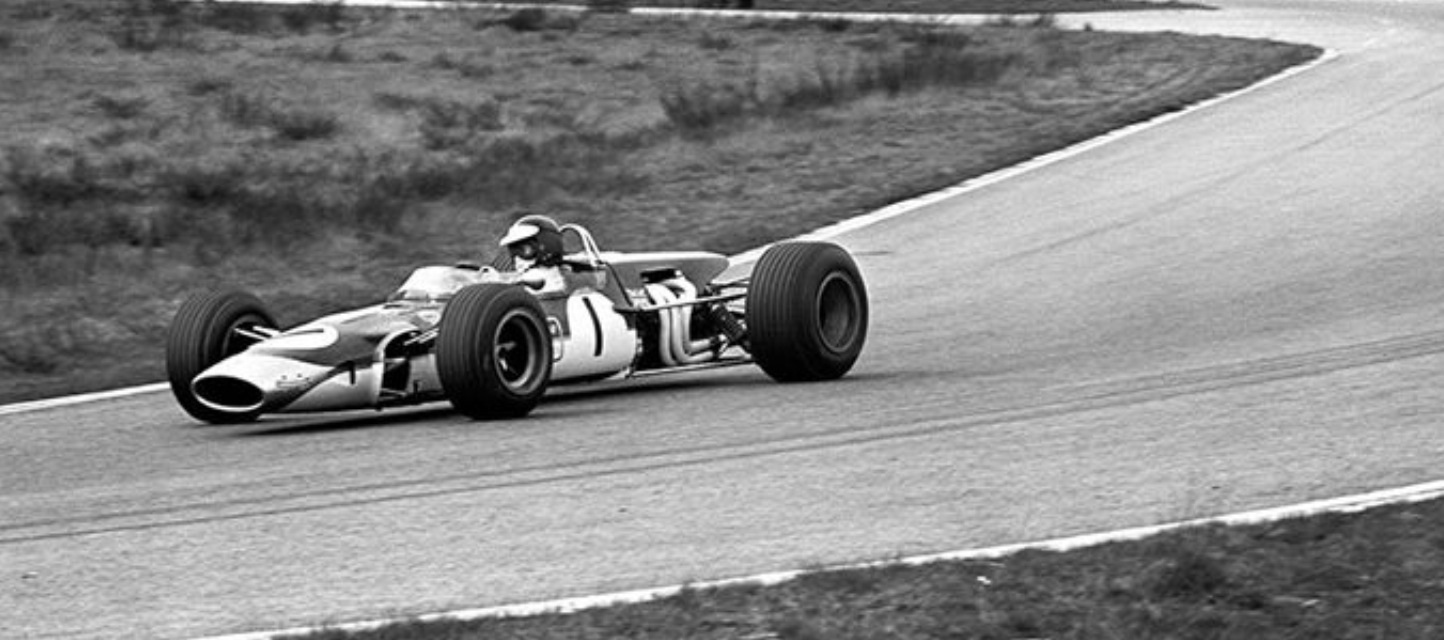 Jim Clark Lotus 48 Hockenheim 1968