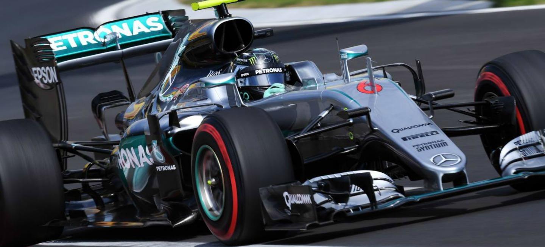 Nico Rosberg Pole Gran Premio Hungria 2016