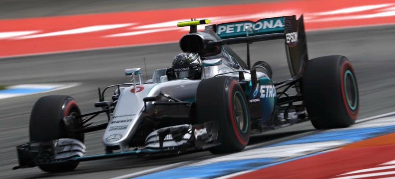 Nico Rosberg pole GP Alemania 2016