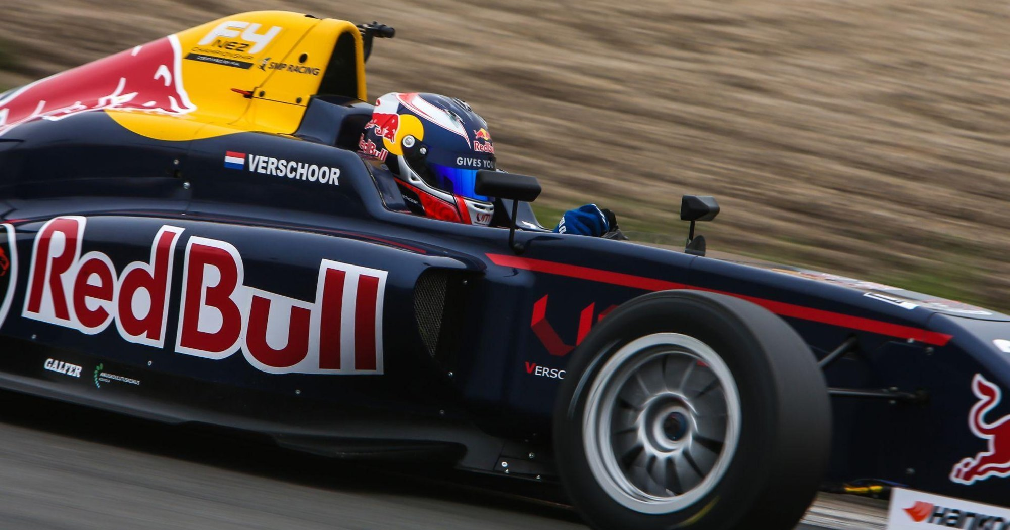 Richard Verschoor F4 España 2016