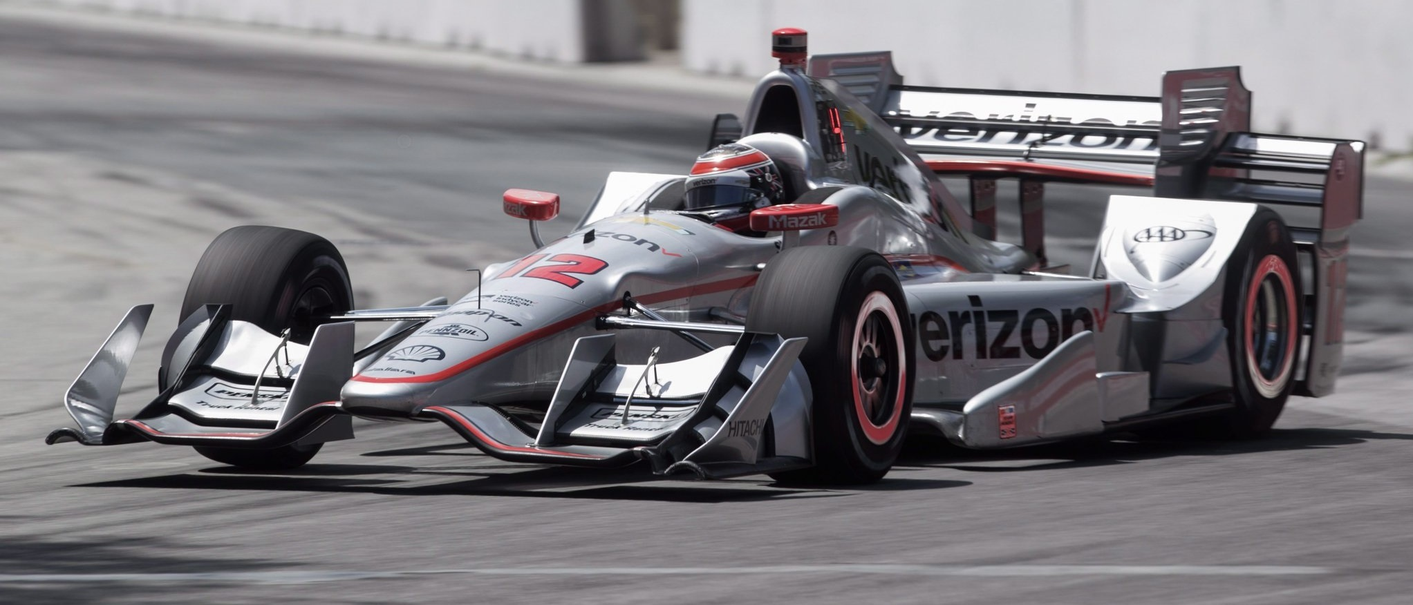 Will Power Toronto 2016 IndyCar