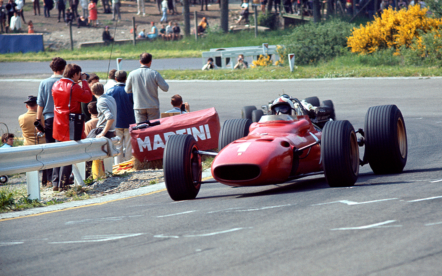 Chris Amon GP Bélgica 1967