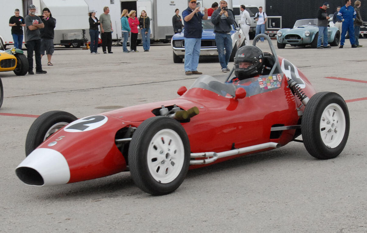Elva FJ 100