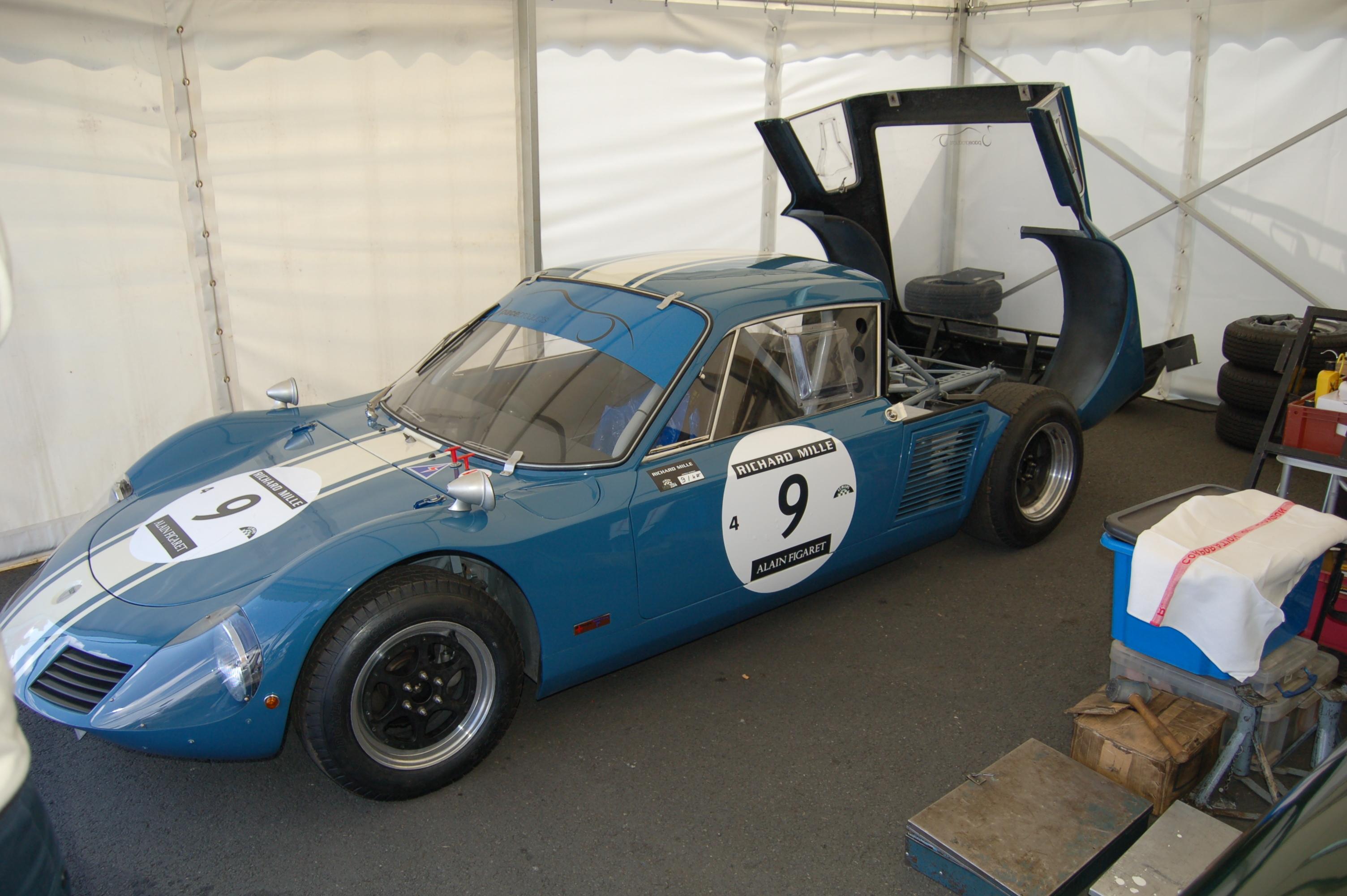 Elva GT160