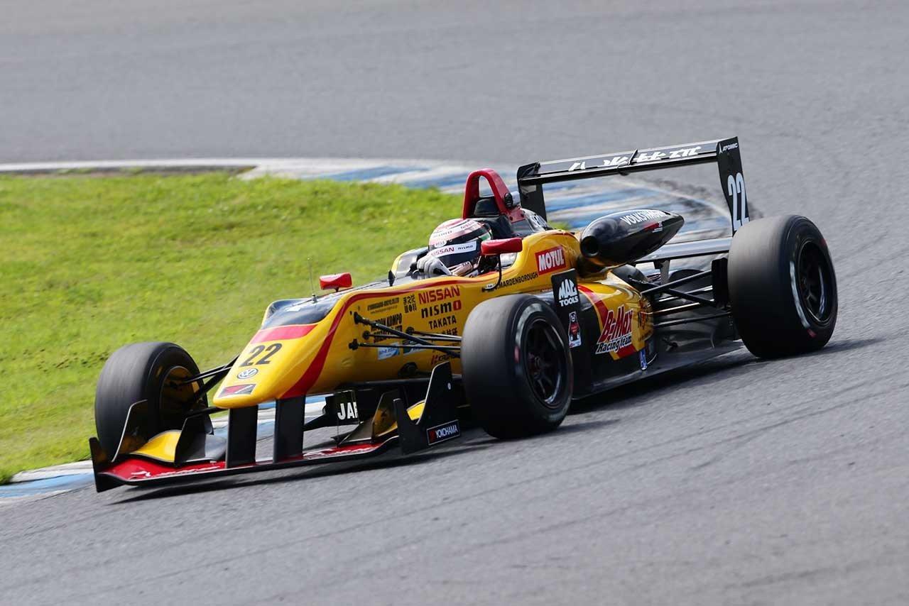 Jann Mardenborough Motegi F3 Japón 2016