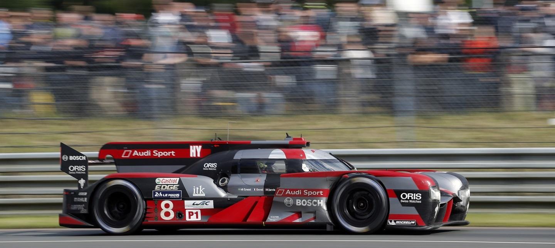 AUTO - 24 HEURES DU MANS 2016 RACE PART 1