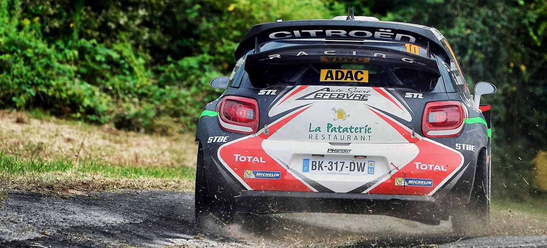 FIA WORLD RALLY CHAMPIONSHIP 2016 - WRC DEUTSCHLAND