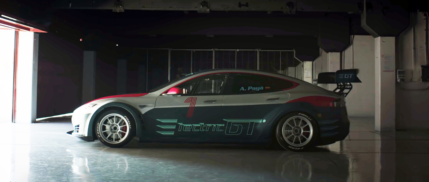 ELECTRIC GT - Together into the Age of Light