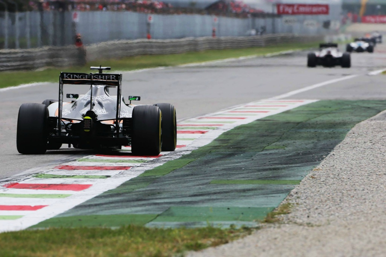 Force India GP Italia 2016