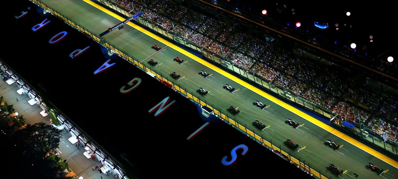 Gran Premio De Singapur 2016 Horarios Para Seguirlo Por