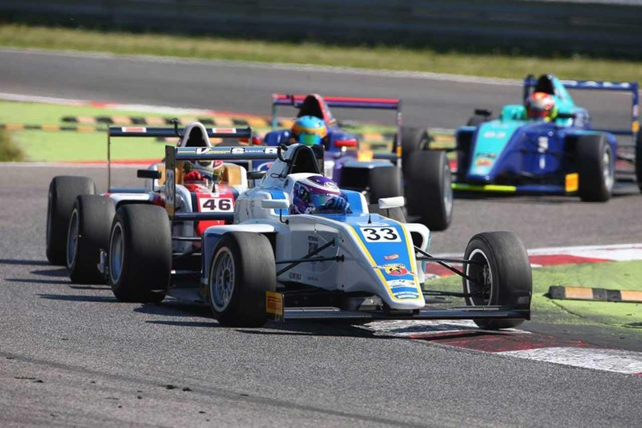 Marino Sato F4 Italia 2016