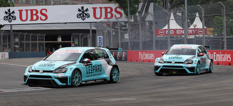 TCR International Series Singapore 16 - 18 September 2016
