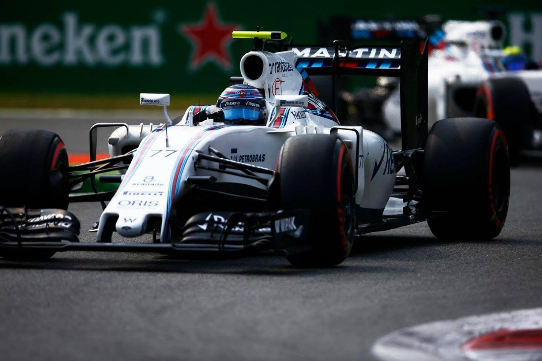 Valtteri Bottas P6 GP Italia 2016