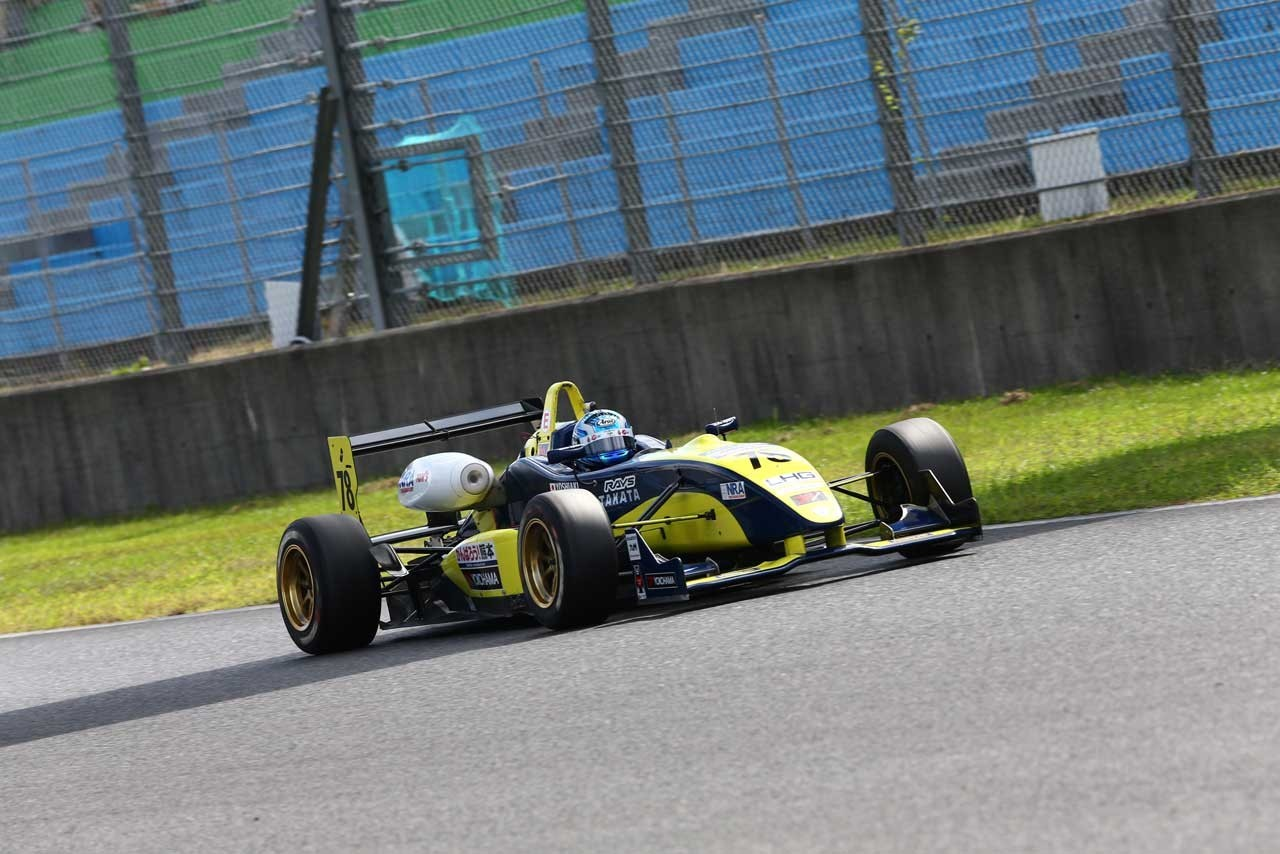 Yoshiaki Katayama 2016 F3 Okayama