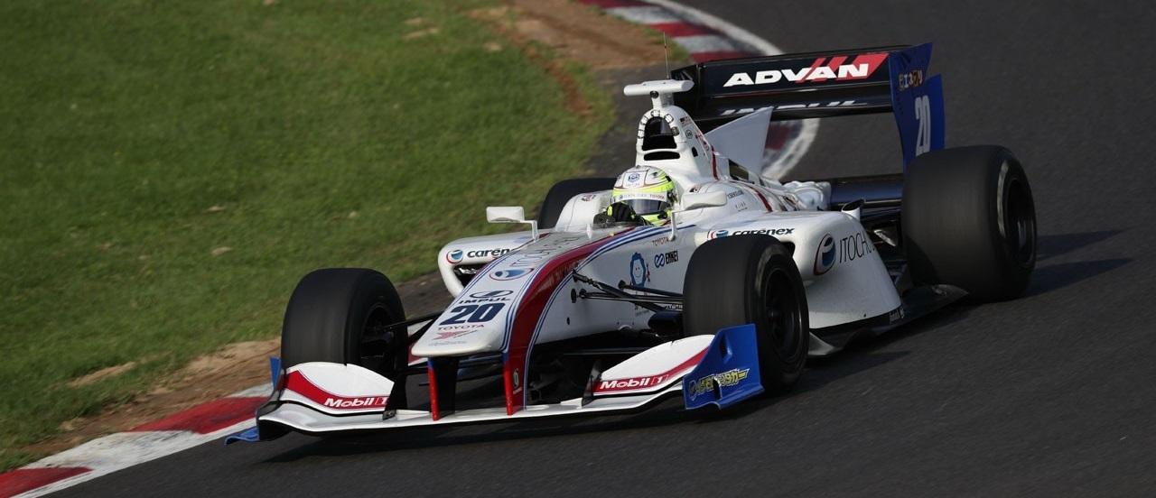 Yuhi Sekiguchi Super Fórmula 2016 Sugo